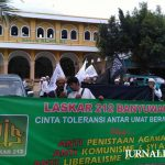 Jaga Spirit212, Sejumlah Ormas Islam di Banyuwangi Deklarasikan Laskar 212