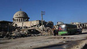 Kronologis Pembebasan Pengungsi Aleppo yang Disandera Milisi Syiah