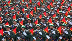 Lebih dari 2.000 Pasukan Iran Tewas di Irak dan Suriah
