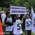 Foto-foto Aksi Bela Islam II, 4 November 2016