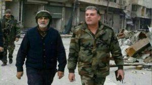 Jenderal Iran ini Berada di Aleppo saat Pembantaian Warga Sipil