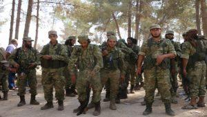 9 Faksi Jihad Suriah akan Bentuk Formasi Revolusi Gabungan