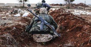 Faksi Perlawanan Suriah Bunuh 15 Pasukan Assad di Hama