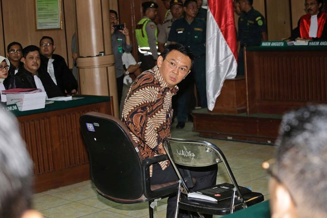 Pelapor Berharap JPU Yakinkan Majelis Hakim Kasus Ahok Penuhi Unsur Penistaan Agama