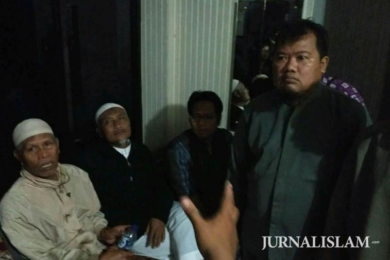 Lima Tokoh LUIS Ditetapkan Tersangka, Tim Advokasi Ajukan Surat Penangguhan Penahanan