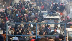 Proses Evakuasi Aleppo telah Selesai, 45.000 Pengungsi Mencapai Daerah Aman