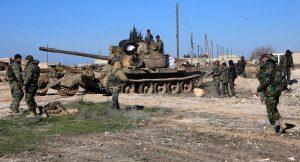 Tentara Rezim Assad Umumkan Pengambilalihan Aleppo