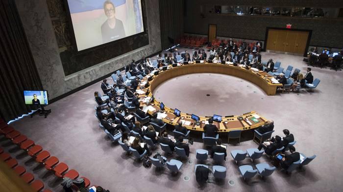 AS Abstain, DK PBB Keluarkan Resolusi Tuntutan ke Israel