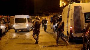 Puluhan Tersangka IS Ditahan di Istanbul