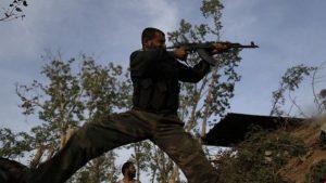 Faksi Jihad di Ghouta Timur Pukul Mundur Pasukan Assad dari Rif Dimashq