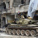 Pasukan Rezim Assad Mulai Lancarkan Serangan Baru di Pinggiran Aleppo