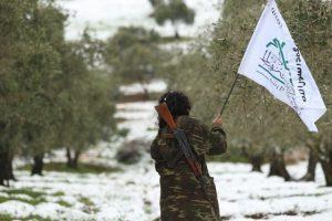 Ahrar Al-Sham Dukung Referendum Turki
