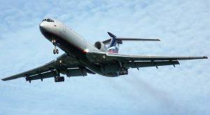 Pesawat Militer Rusia Jatuh di Laut Hitam Seluruh Penumpang Kemungkinan Tewas