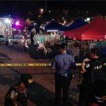 Mobil Polisi di Depan Gereja Filipina Dilempar Granat