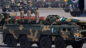 Pakistan Ancam Perang Nuklir Setelah Israel Keluarkan Laporan Berita Hoax