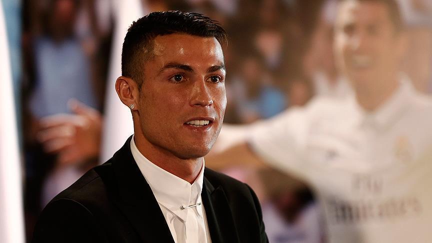 Dukungan Ronaldo untuk Anak-anak Suriah yang Diunggah di Youtube Menjadi Viral