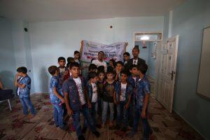 Sinergi Foundation Tegaskan Bantuan Diterima Pengungsi Suriah