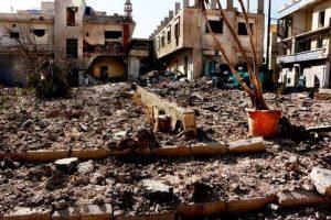 Kodekteran Forensik Kota Aleppo Bantah Klaim Rezim Assad Terkait Kuburan Massal Sipil