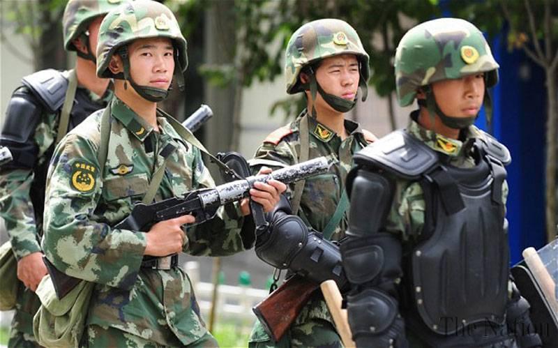 Polisi China Bunuh 4 Muslim Uighur di Xinjiang