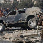 Bom Pinggir Jalan Hantam Mobil Anggota Parlemen Afghanistan di Kabul