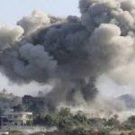 Sumber Air Minum Warga Dibom Pasukan Rezim Assad
