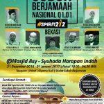 Ikutilah Subuh Berjamaah 01.01 di Masjid Asy-Syuhada Harapan Indah Bekasi