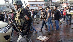 Bom Kembar di Pasar Baghdad Bunuh 21 Orang