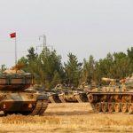 Di 2017, Militer Turki Lanjutkan Operasi Perisai Efrat di Suriah