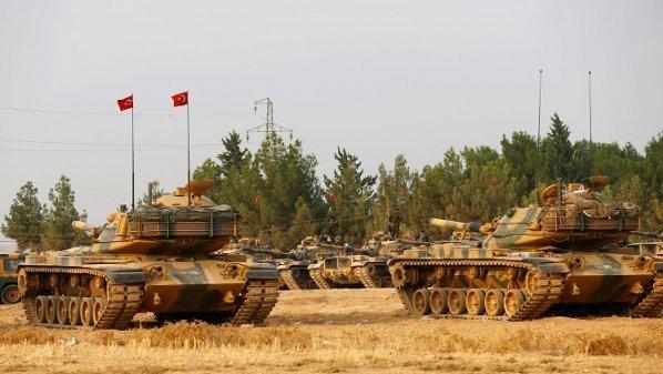 Armada Perang Turki Dirikan Titik Pengamatan di Idlib