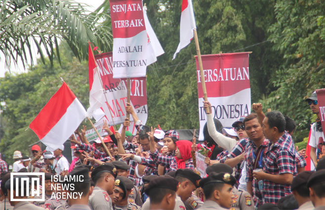 Tak Terima Vonis Hakim, Pendukung Ahok Rencanakan Demo Jokowi di Istana