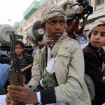Syiah Houthi Rekrut Paksa Anak-anak Yaman untuk Dikirim ke Medan Perang