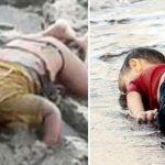 Gambar Serupa Aylan Kurdi kini Terjadi di Myanmar
