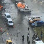 Sejumlah Orang Tewas dalam Serangan Mematikan di Dekat Gedung Pengadilan Izmir, Turki