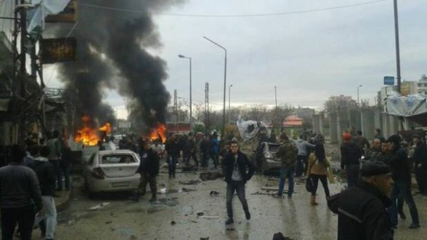Bom Mobil Hantam Wilayah Rezim Assad di Latakia, 9 Tewas dan 25 Terluka