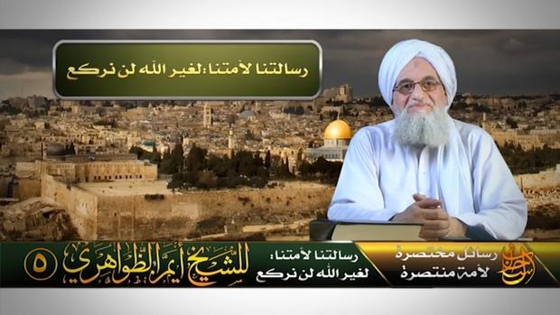 Syeikh Ayman al Zawahiri Bantah Tuduhan IS atas Al Qaedah