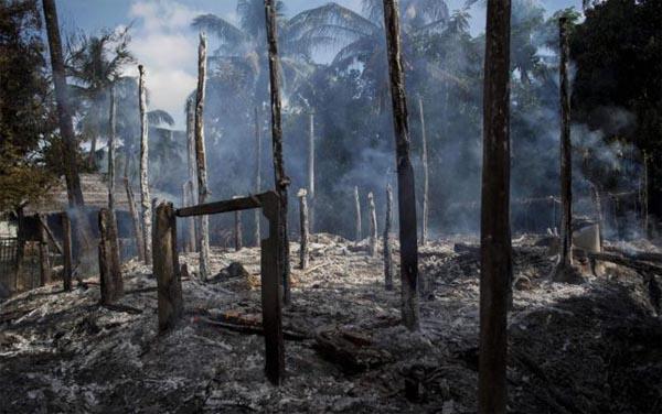 PBB Kirim Utusan Khusus Selidiki Kekerasan Militer Myanmar di Rohingya