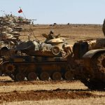 Turki Akhiri Operasi Militer Perisai Efrat di Suriah