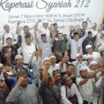 Ini Langkah-langkah Besar Koperasi Syariah 212