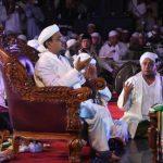 Dalam Tabligh Akbar 7117, Habib Rizieq Didaulat sebagai Imam Besar Umat Islam Indonesia