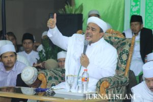 Habib Rizieq dalam Selilit Operasi intelijen