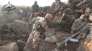 Serangan Mendadak JFS di Dua Basis Militer Assad Bunuh Puluhan Pasukan Rezim