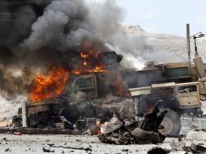 Taliban: 13 Pasukan Boneka Tewas, 6 Tank Hancur, Serdadu AS Culik Warga Sipil