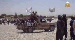 Taliban Cegat Konvoi Besar Pasukan ANA, Puluhan Kendaraan Tempur Hancur