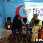 IIMF Buka Posko Kesehatan Bagi Masyarakat Korban Banjir Bima