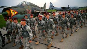 Pasukan dan Tank AS Tiba di Polandia, Rusia: Ini Ancaman di Depan Pintu