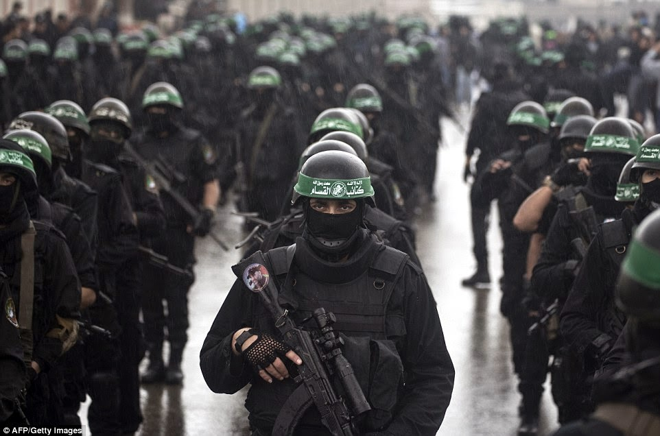 Hamas Bantah Tuduhan Kirim Pasukan ke Libya