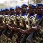 Pasukan dari Negara-negara Afrika Barat Memasuki Gambia Dukung Presiden Terpilih