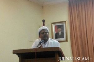 Pasca Hermansyah Diserang, Habib Rizieq : Tingkatkan Kewaspadaan!