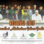 Bela Ulama, Ini Pernyataan Pemuda dan Mahasiswa Islam Indonesia