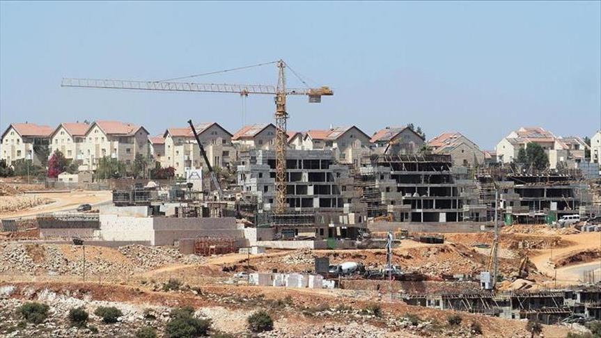 Israel Caplok 2.500 Hektar Tanah Palestina pada 2017